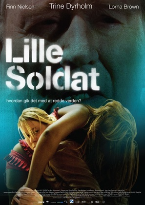 Lille soldat - Danish Movie Poster (thumbnail)