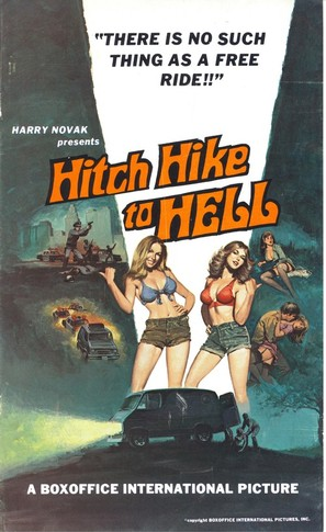 Hitch Hike to Hell - Movie Poster (thumbnail)