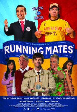 Running Mates - Movie Poster (thumbnail)