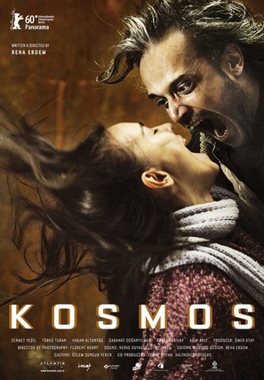 Kosmos - Turkish Movie Poster (thumbnail)