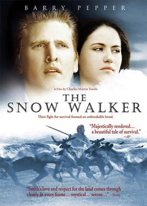 The Snow Walker - DVD cover (thumbnail)