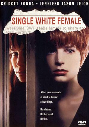 Single White Female - DVD movie cover (thumbnail)