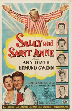 Sally and Saint Anne