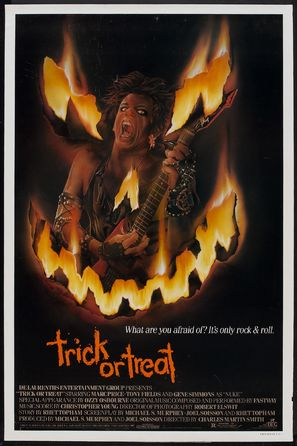 Trick or Treat - Movie Poster (thumbnail)