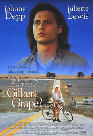 What's Eating Gilbert Grape - Movie Poster (thumbnail)