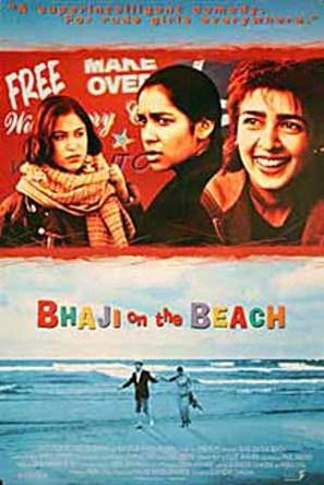Bhaji on the Beach - Indian Movie Poster (thumbnail)