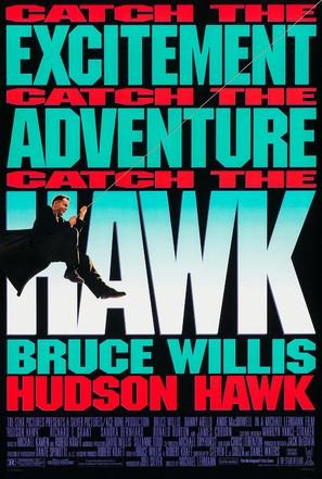 Hudson Hawk - Movie Poster (thumbnail)