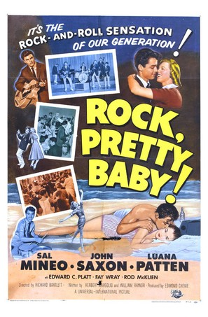 Rock, Pretty Baby - Movie Poster (thumbnail)