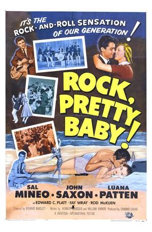 Rock, Pretty Baby - Movie Poster (thumbnail)
