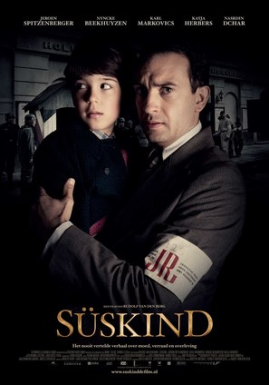 Süskind - Dutch Movie Poster (thumbnail)