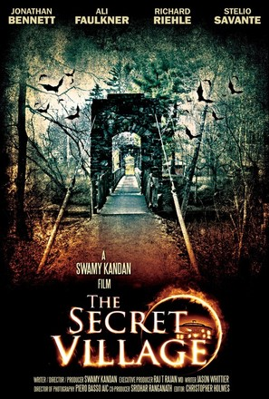 The Secret Village - Movie Poster (thumbnail)