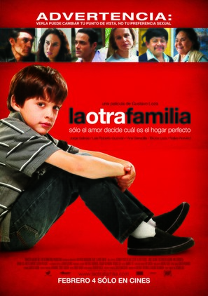 La otra familia - Mexican Movie Poster (thumbnail)