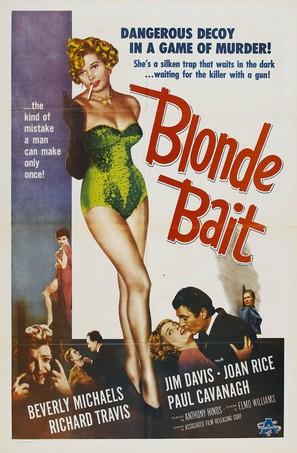 Blonde Bait - Movie Poster (thumbnail)