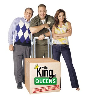 """The King of Queens"" - Movie Poster (thumbnail)"