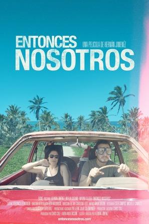 Entonces Nosotros - Costa Rican Movie Poster (thumbnail)