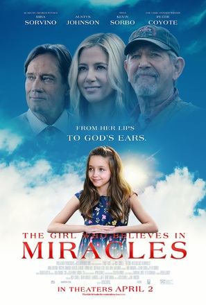 The Girl Who Believes in Miracles - Movie Poster (thumbnail)