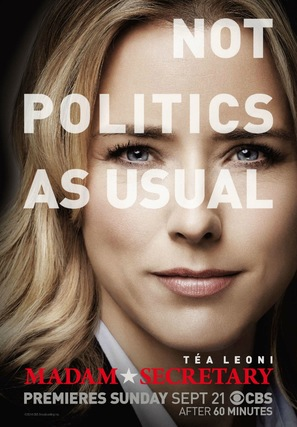 """Madam Secretary"" - Movie Poster (thumbnail)"