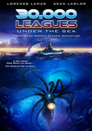 30,000 Leagues Under the Sea - DVD movie cover (thumbnail)