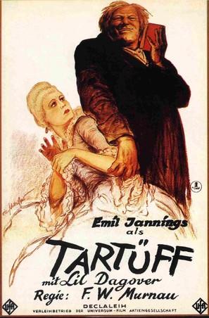 Herr Tartüff - German Movie Poster (thumbnail)