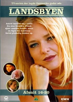 """Landsbyen"" - Danish DVD cover (thumbnail)"