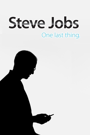 Steve Jobs: One Last Thing - DVD cover (thumbnail)