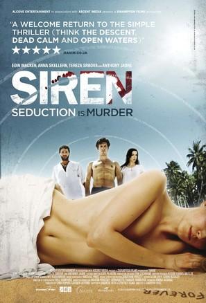 Siren - British Movie Poster (thumbnail)
