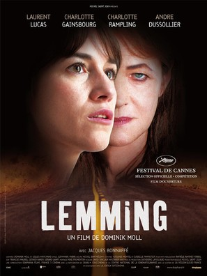 Lemming - French Movie Poster (thumbnail)