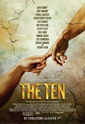 The Ten - Movie Poster (thumbnail)