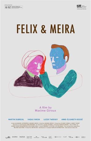 Félix et Meira - Canadian Movie Poster (thumbnail)