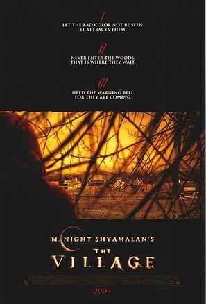 The Village - Movie Poster (thumbnail)