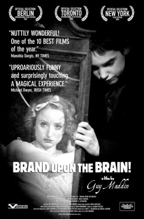 Brand Upon the Brain! - Movie Poster (thumbnail)