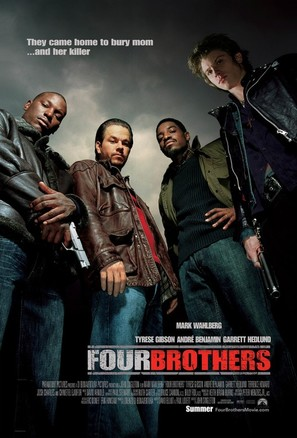 Four Brothers - Movie Poster (thumbnail)