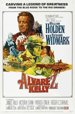 Alvarez Kelly - Movie Poster (thumbnail)