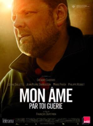 Mon âme par toi guérie - French Movie Poster (thumbnail)