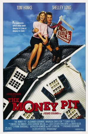 The Money Pit - Movie Poster (thumbnail)
