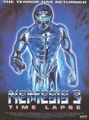 Nemesis III: Prey Harder - Movie Poster (thumbnail)