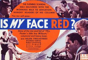 Is My Face Red? - poster (thumbnail)