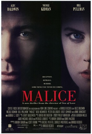Malice - Movie Poster (thumbnail)