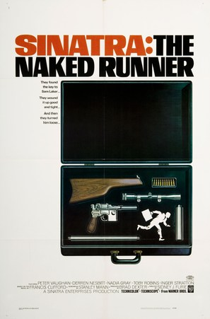 The Naked Runner - Movie Poster (thumbnail)