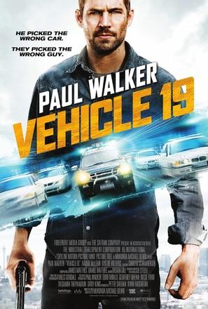 Vehicle 19 - Movie Poster (thumbnail)