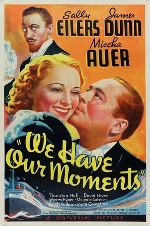 We Have Our Moments - Movie Poster (thumbnail)