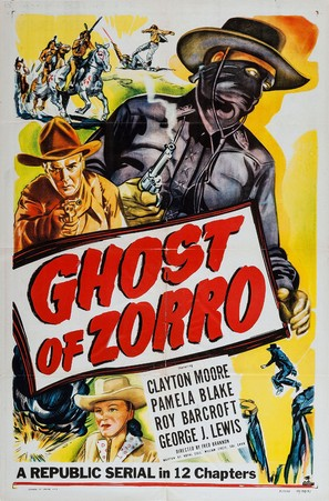 Ghost of Zorro - Movie Poster (thumbnail)