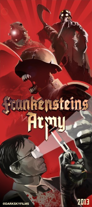 Frankenstein's Army - Movie Poster (thumbnail)