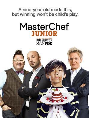 """MasterChef Junior"" - Movie Poster (thumbnail)"