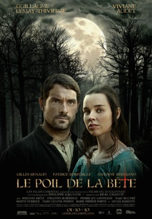Le poil de la bête - Canadian Movie Poster (thumbnail)