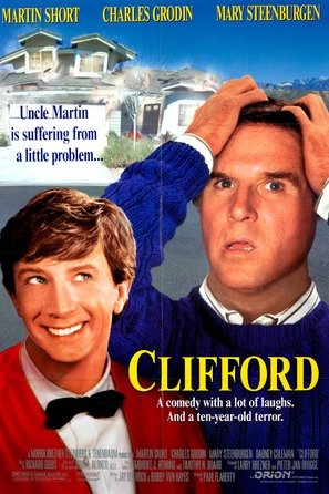 Clifford - Movie Poster (thumbnail)