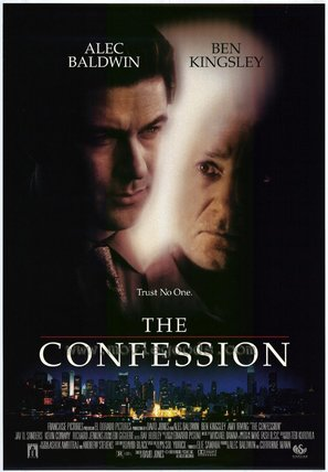The Confession - Movie Poster (thumbnail)