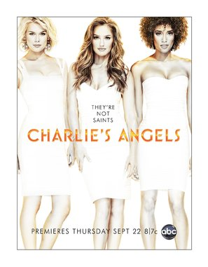 """Charlie's Angels"" - Movie Poster (thumbnail)"