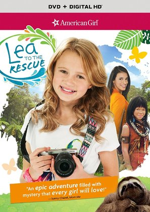 Lea to the Rescue - Movie Cover (thumbnail)