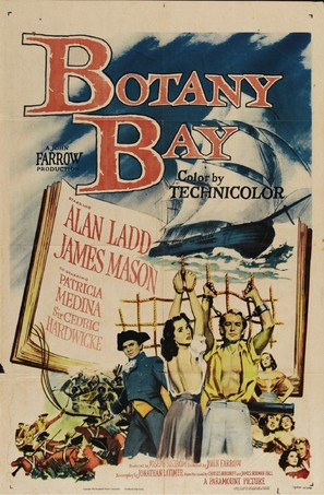Botany Bay - Movie Poster (thumbnail)